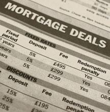 mortgage rates photo