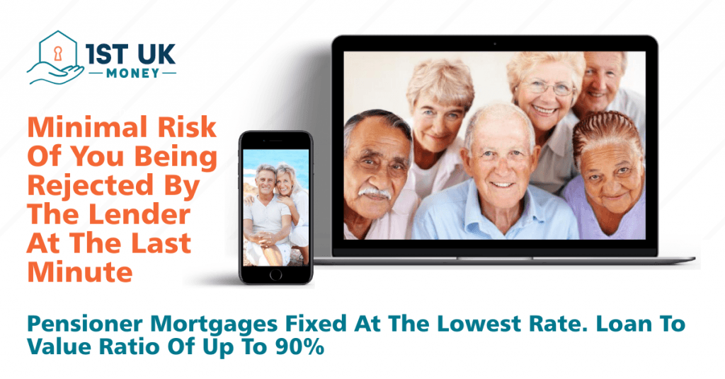 can pensioners get a mortgage?