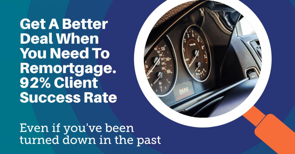 remortgage car loan