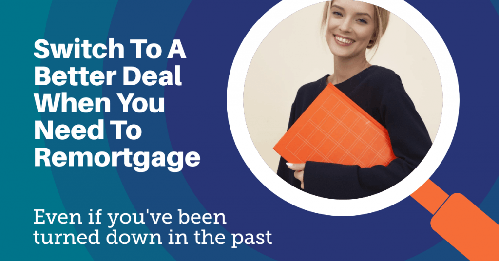 remortgage deals for bad credit