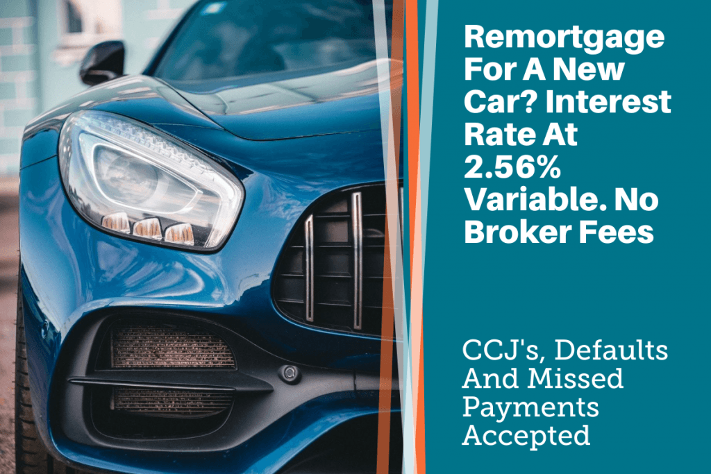 remortgage for car