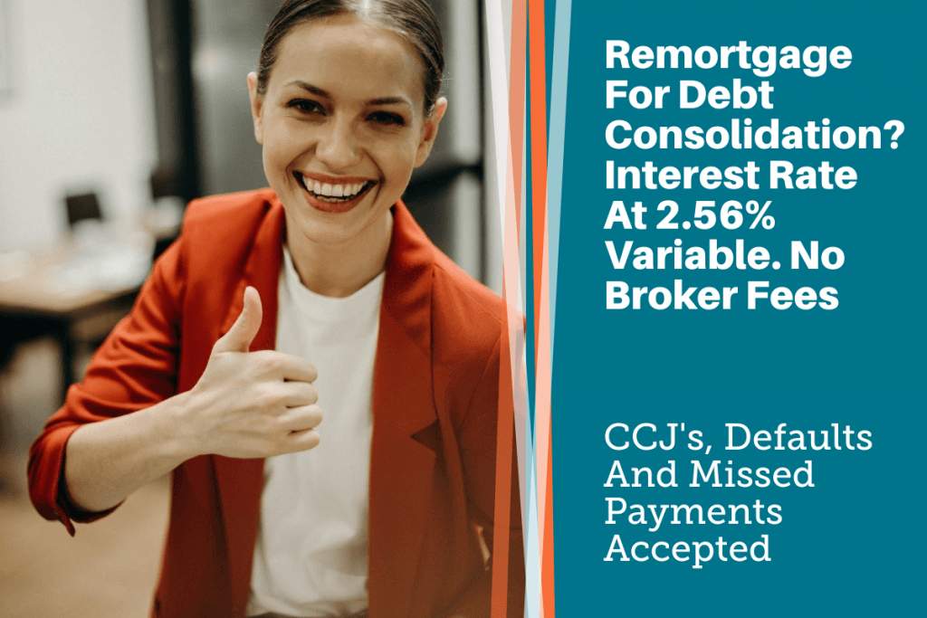 remortgage for debt consolidation