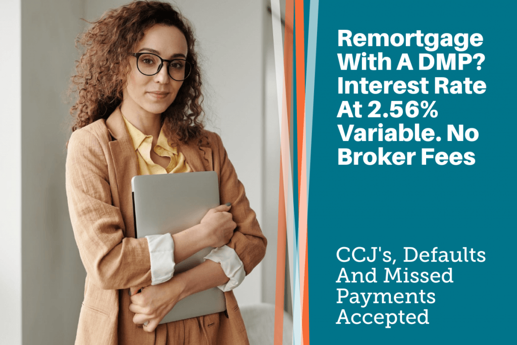 remortgage with a dmp
